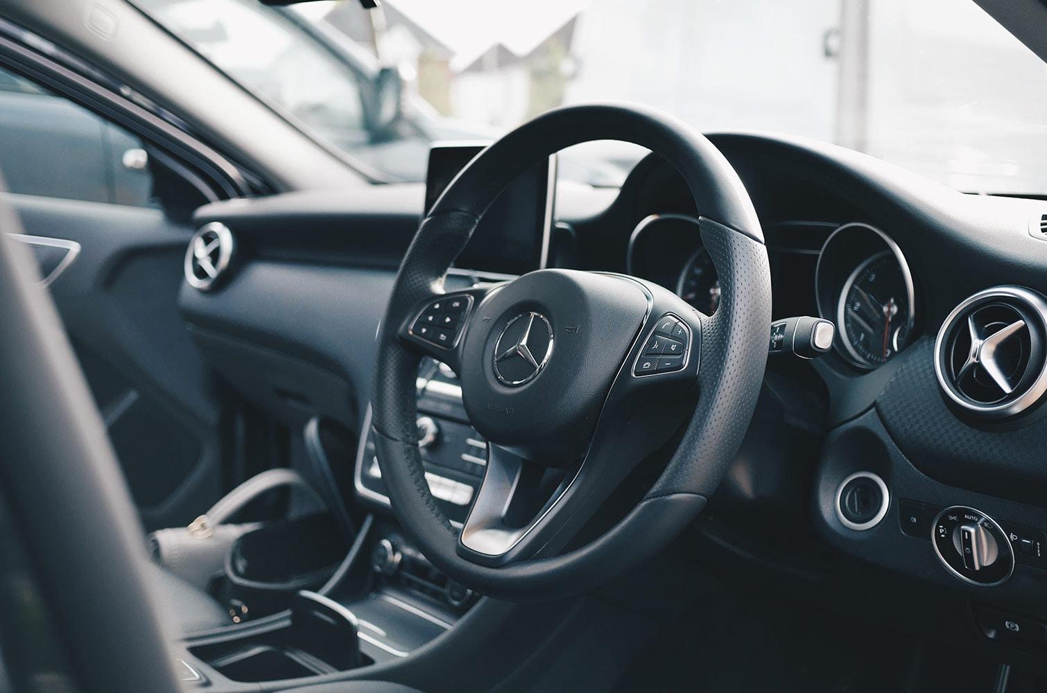 Mercedes Bild