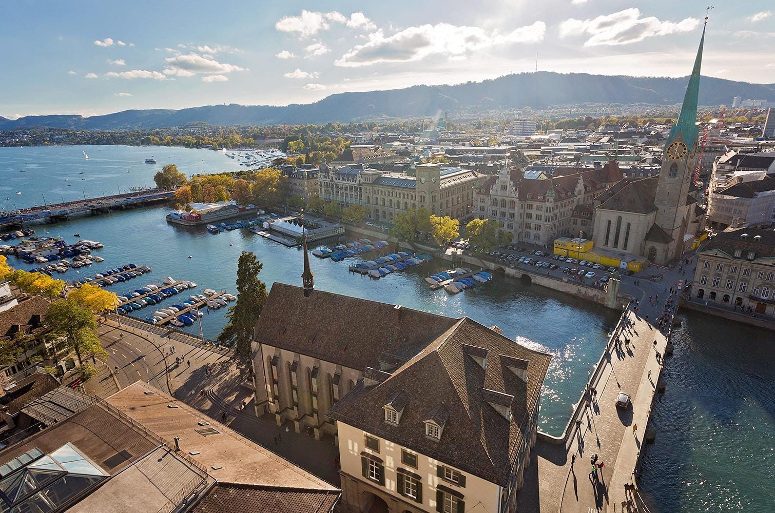 Zürich Alt Text
